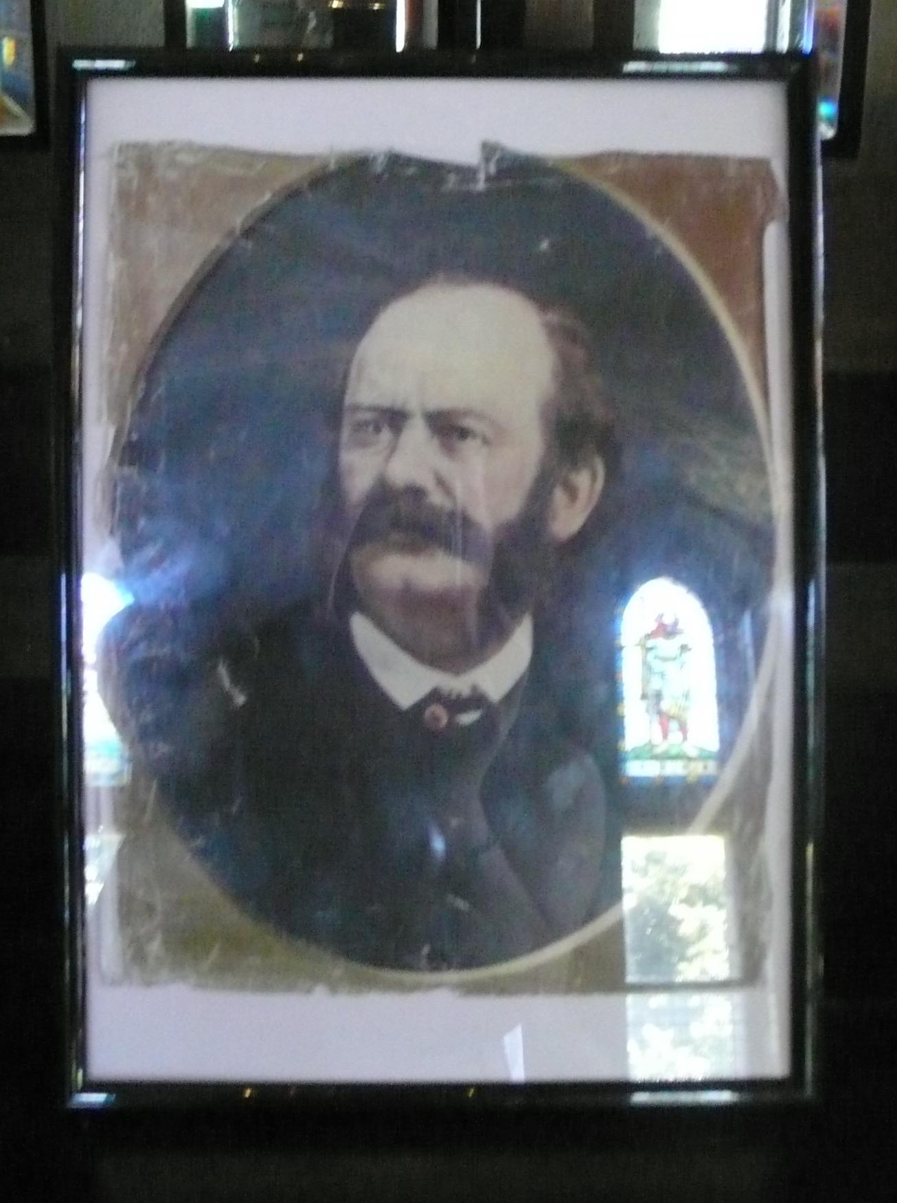 Burges Portrait